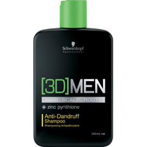 3D Men Anti-Dandruff Shampoo