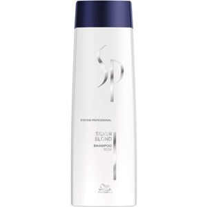 SP Silver Blond Shampoo 250ml