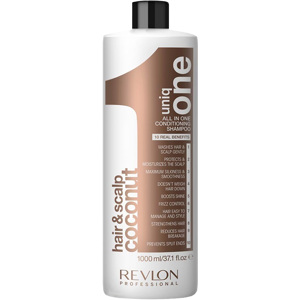 Coconut Conditioning & Shampoo