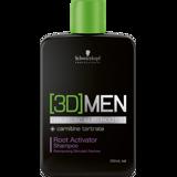 3D Men Root Activating Shampoo