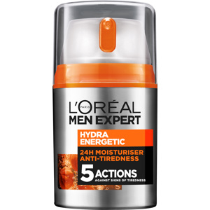 Men Expert Hydra Energetic Moisturizing Lotion 50ml