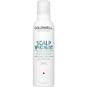 Dualsenses Scalp Sensitive Foam Shampoo, 250ml