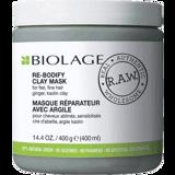 R.A.W Uplift Rebodify Clay Mask, 400ml