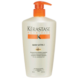 Nutritive Irisome Bain Satin 2 Shampoo, 500ml