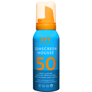 Sunscreen Mousse SPF50, 100ml