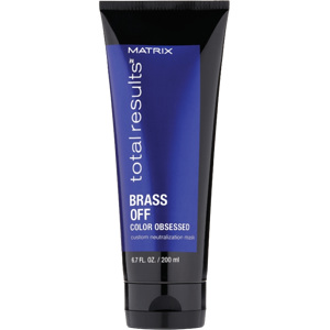 Total Results Brass Off Custom Neutralization Mask, 200ml