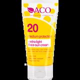 Sun Face Cream SPF20, 50ml