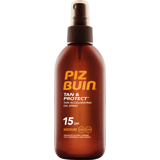 Tan & Protect- Tan Accelerating Oil Spray SPF15, 150ml