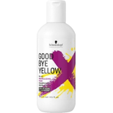 Goodbye Yellow Shampoo
