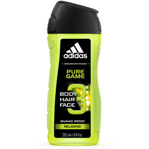 Pure Game, Shower Gel 250ml
