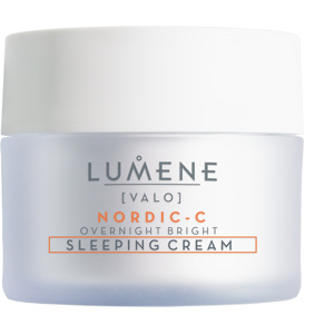 Valo Overnight Bright Vitamin C Sleeping Cream, 50ml