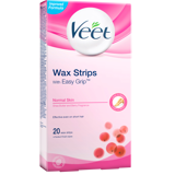 Cold Wax Strips Normal Skin 20PCS