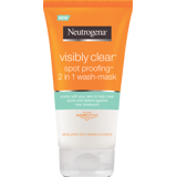 Visibly Clear 2 in 1 Wash & Mask