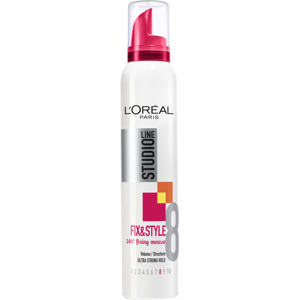 Studio Line Fix & Style Ultra Strong Mousse 200ml