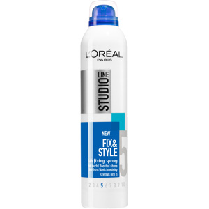 Studio Line Fix & Style Spray SuperStrong 250ml