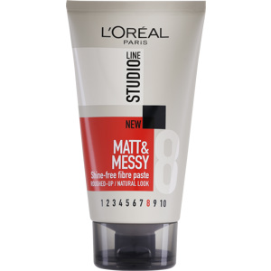 Studio Line Matt & Messy Paste 150ml
