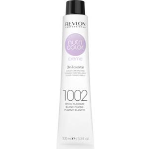 Nutri Color Creme 1002 White Platinum