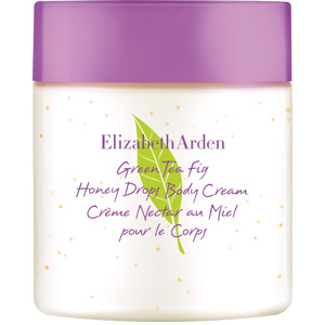 Green Tea Fig Honey Drops, Body Cream 250ml