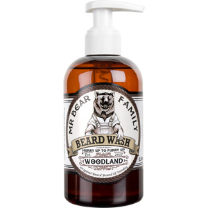 Beard Wash Woodland, 250ml