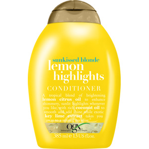 Lemon Highlights Conditioner, 385ml