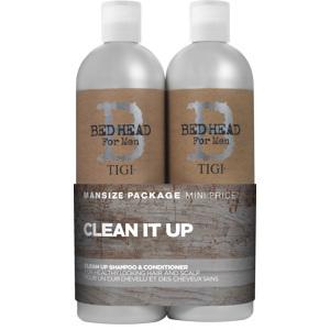 For Men Clean Up Tweens, 2x750ml