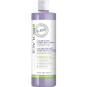 R.A.W Color Care Acidic Milk Rinse 500ml