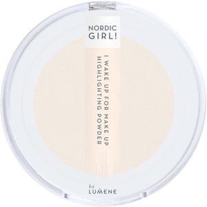 Nordic Girl! I Wakeup For Makeup Powder