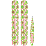 Avocado Duo Set Slant Tweezer & Nailfile