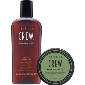 Daily Shampoo 250ml + Forming Cream 85g