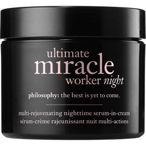 Miracle Worker Ultimate Night Serum, 60ml