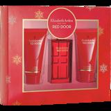 Red Door Set, EdT 30ml + 50ml Body Lotion + 50ml Shower Gel
