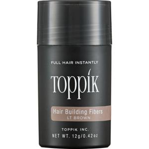 Hair Building Fibers Light Brown, 27,5gr