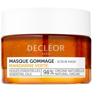 Green Mandarin Scrub Mask, 50ml