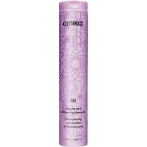 3D Volumizing And Thickening Shampoo, 300ml