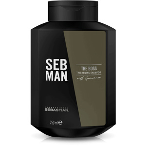 SEB Man The Boss Shampoo