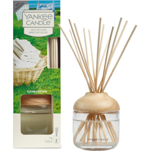 Reed Diffuser - Clean Cotton
