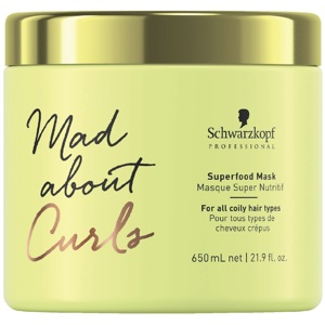 Mad About Curls Superfood Mask, 650ml