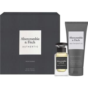 Authentic Man Set, EdT 50ml + 200ml Shower Gel