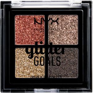 Glitter Goals Cream Quad Palette