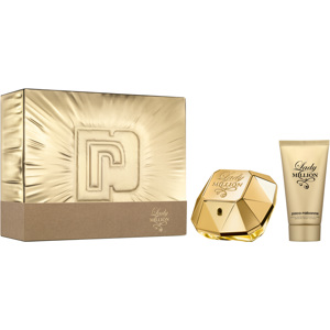 Lady Million Gift Set, EdP 50ml + Body Lotion 75ml